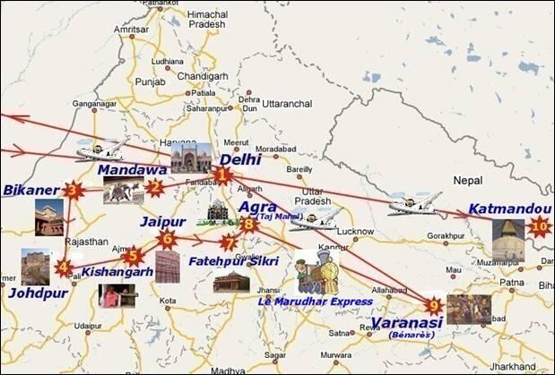 R 233 Cit D Un Voyage En Inde D 233 Couverte Du Rajasthan Delhi
